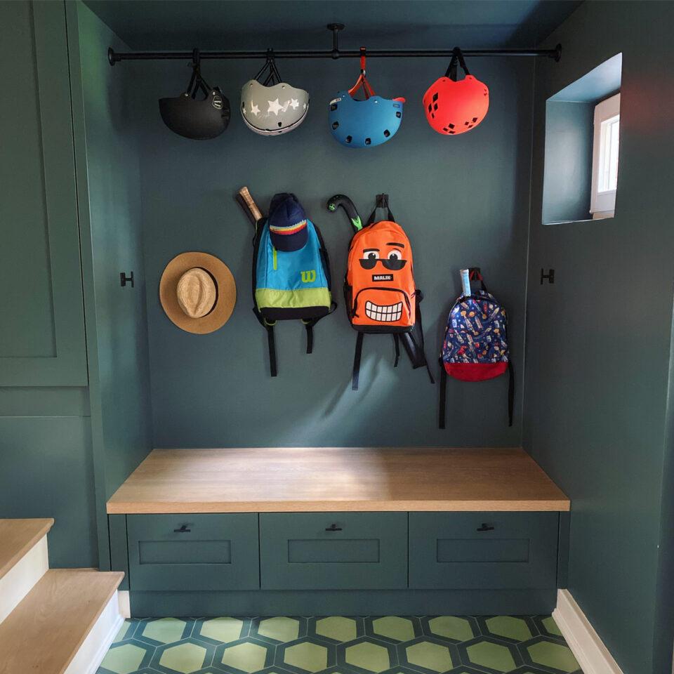 hapitable Garderobe Kinder